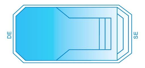 Swim Spa Pool Diagram