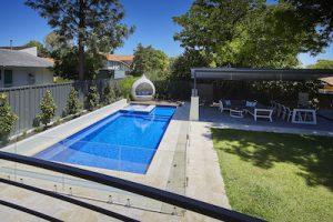 National SPASA Winner Pool Spa Combo