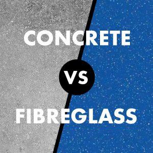Concrete Vs Fibreglass Pools