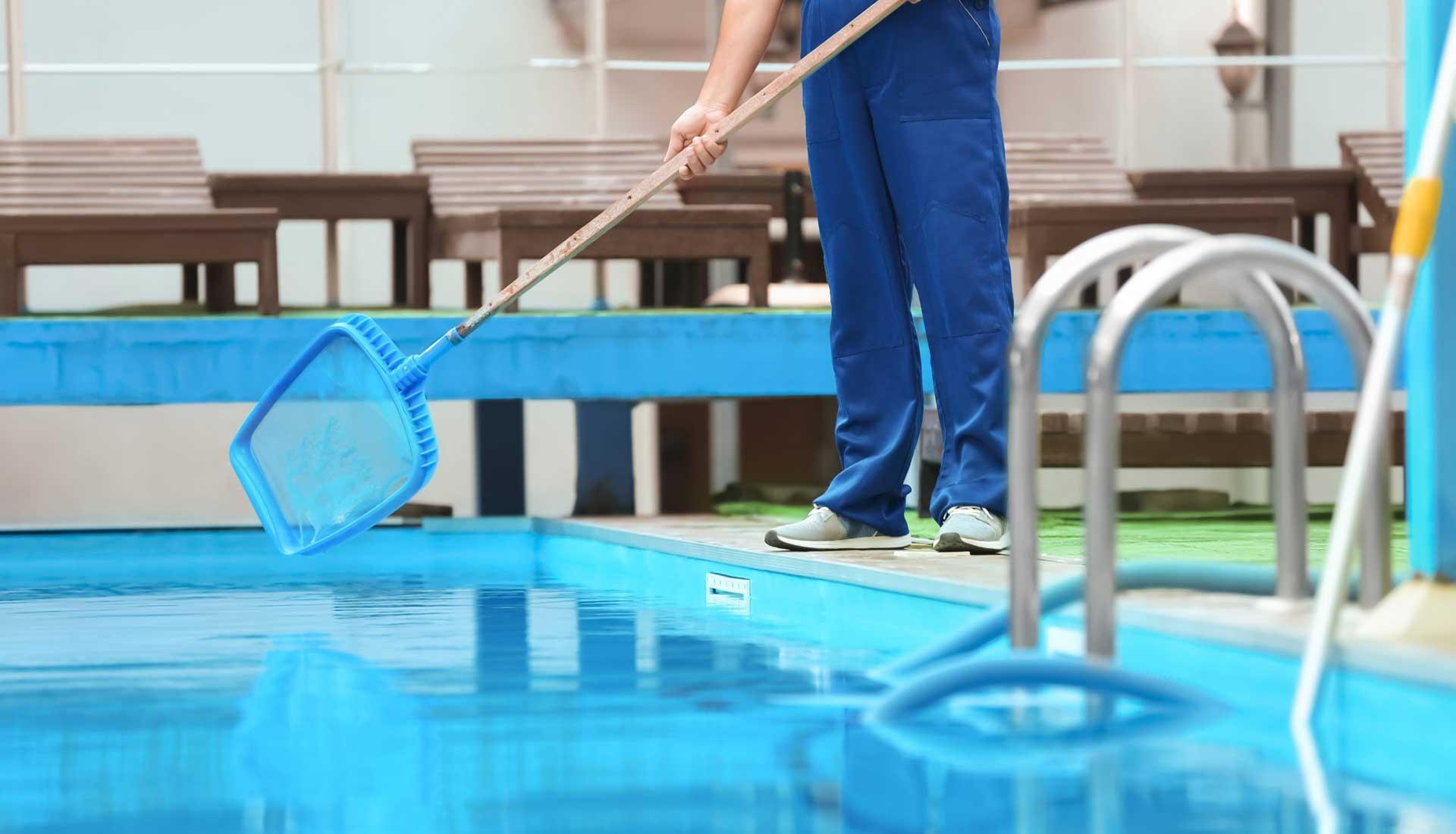 pool-skimmer